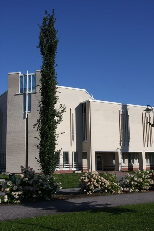 Naantalin seurakuntakeskus